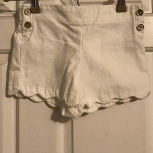 Janie & Jack shorts